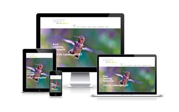 Webfotografik - Esther Vetsch - Website
