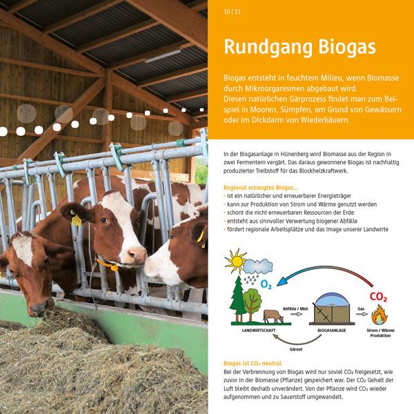 Webfotografik - BIEAG-Biogas-Rundgang