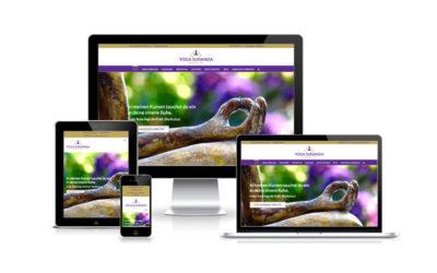 Webfotografik - YOGA SUNANDA - Website