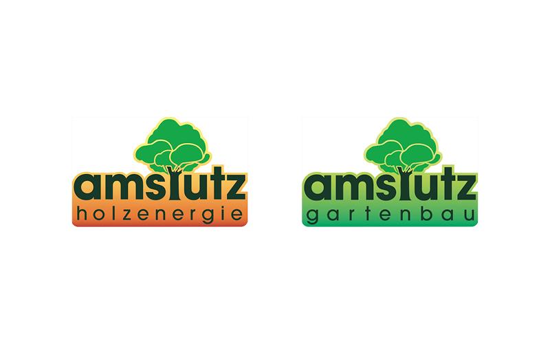 Webfotografik - Amstutz Holzenergie Gartenbau - Logos