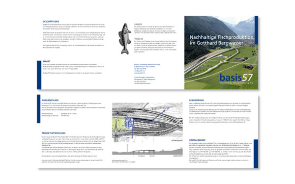 Webfotografik - Basis57 - Flyer Tischmesse 2014
