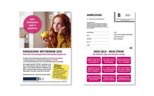 Webfotografik - EGH Hünenberg - Energiesparwettbewerb