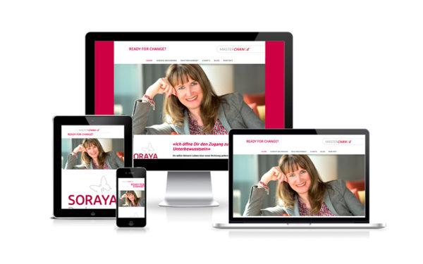 Webfotografik - Masterchange - Website