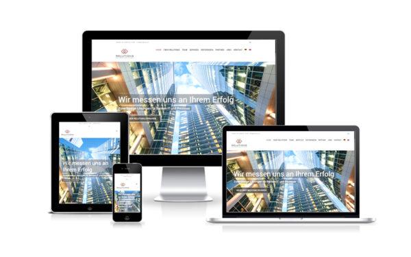 Webfotografik - Relutions - Website