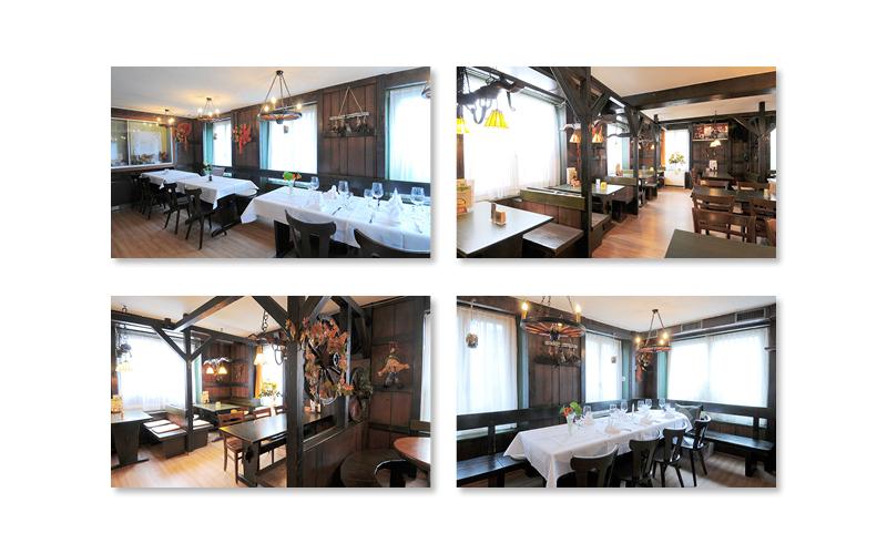 Webfotografik - Restaurant Grundstein - Bilder